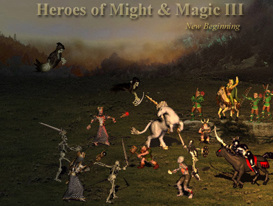 Heroes of Might and Magic III: New Beginning